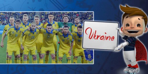 Euro 2016: Ukraine pas en chemin ? - La DH