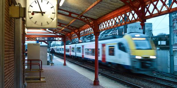 Grève du rail: Plus d'un train sur trois à l'heure de pointe du soir - La DH