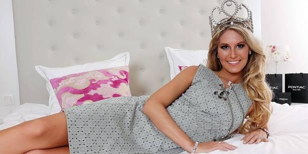 Médecine et télé pour Miss Belgique - La DH
