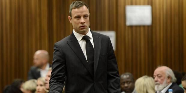 Pistorius saisit la Cour constitutionnelle pour contester sa condamnation pour meurtre - La DH
