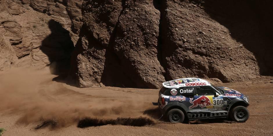 Dakar: Al-Attiyah met fin à la domination Peugeot