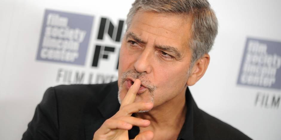 George Clooney n'a pas toujours été un sex symbol !