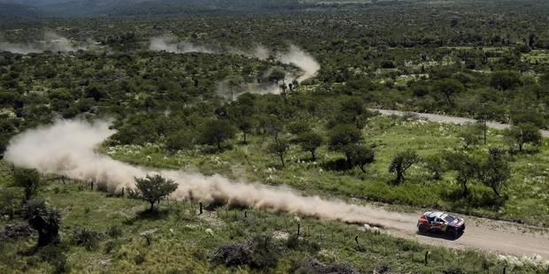 Dakar: Peterhansel et Peugeot filent vers la victoire, Meo chute en moto - La DH