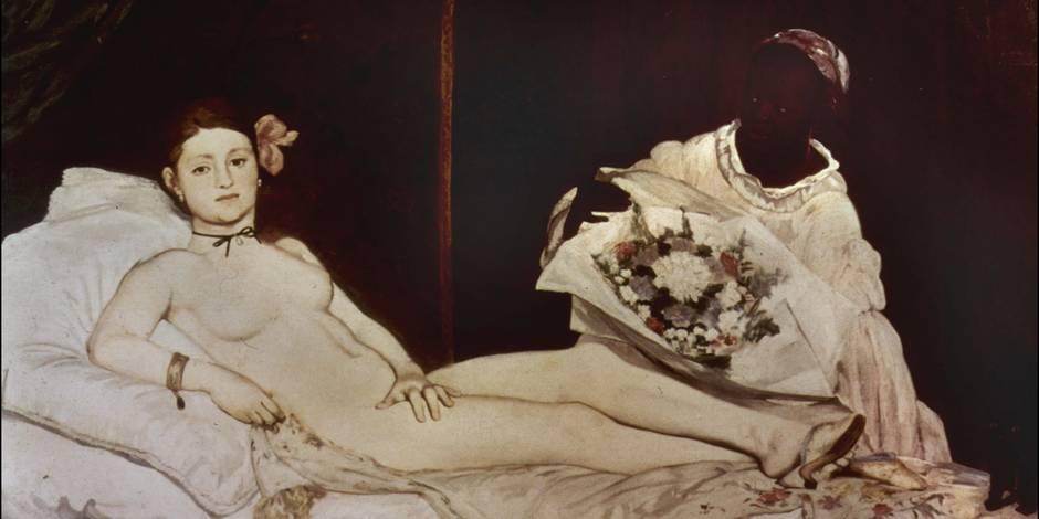 Une artiste arrêtée pour s'être allongée nue en plein Musée d'Orsay!