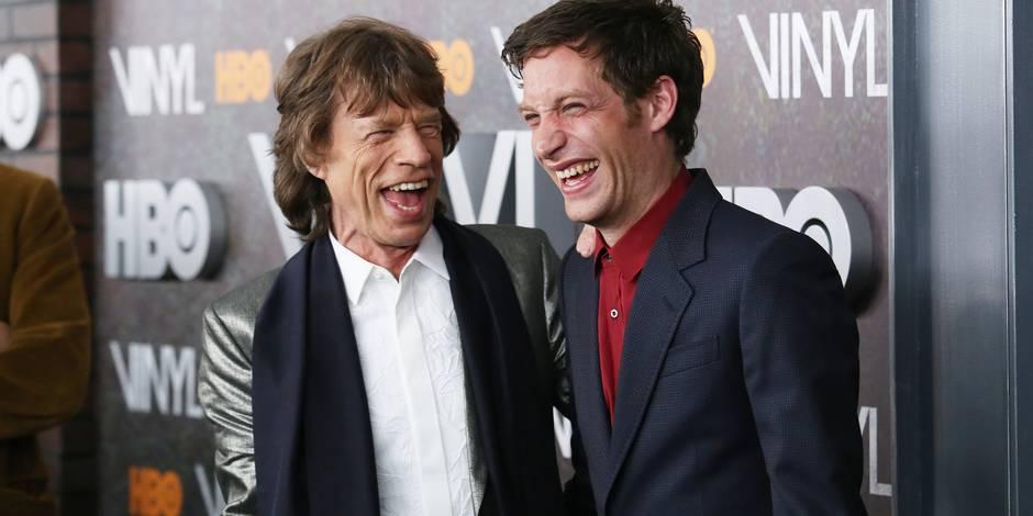 Et dans la famille Jagger, on demande le fils !