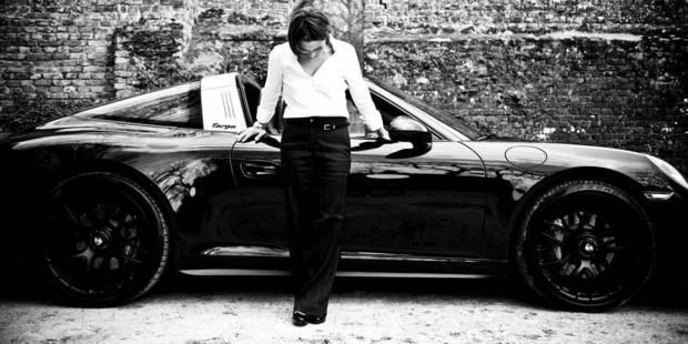 Vanina Ickx est passée des GT à la... Up ! - La DH