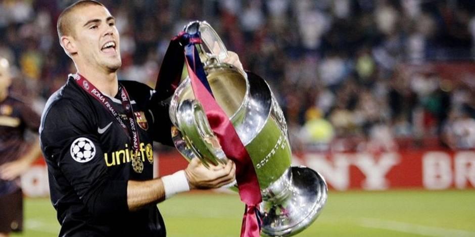 Barça, chômage et Standard: la carrière mouvementée de Victor Valdés - La DH