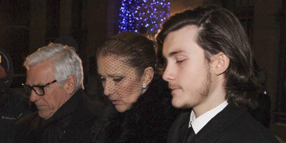 L'émouvant hommage de Céline Dion à son mari René Angelil