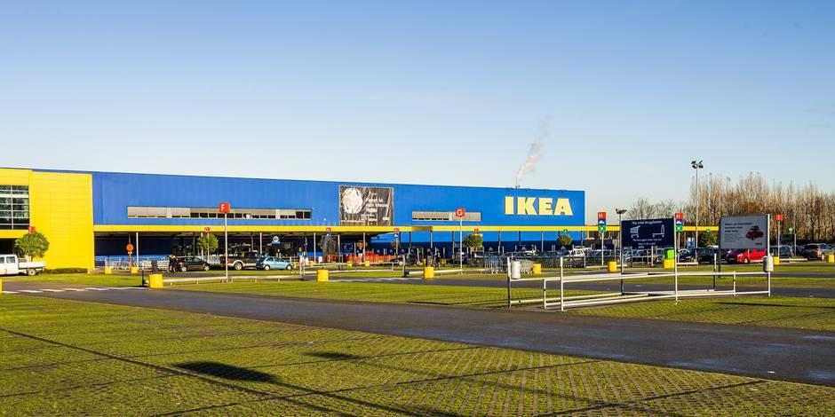 Ikea à Namur: fausse rumeur sur internet