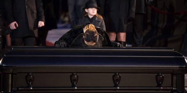 Le dernier adieu de Céline Dion à son mari René Angelil (VIDEO) - La DH