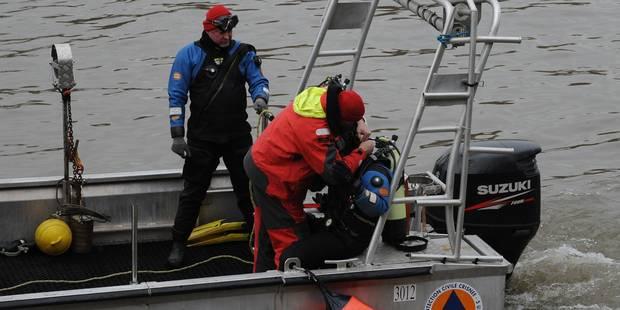 Tihange: Les recherches de la jeune victime se poursuivent dans la Meuse (PHOTOS ET VIDEO) - La DH
