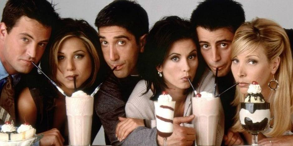 Voici LA photo qui réjouit les fans de Friends