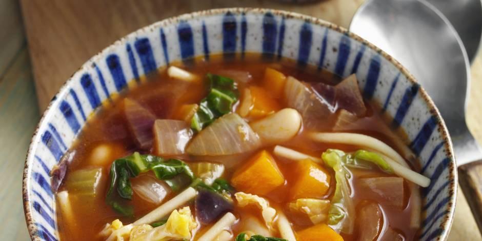 La recette du bouillon d'os... sans os : aussi bénéfique mais plus rapide