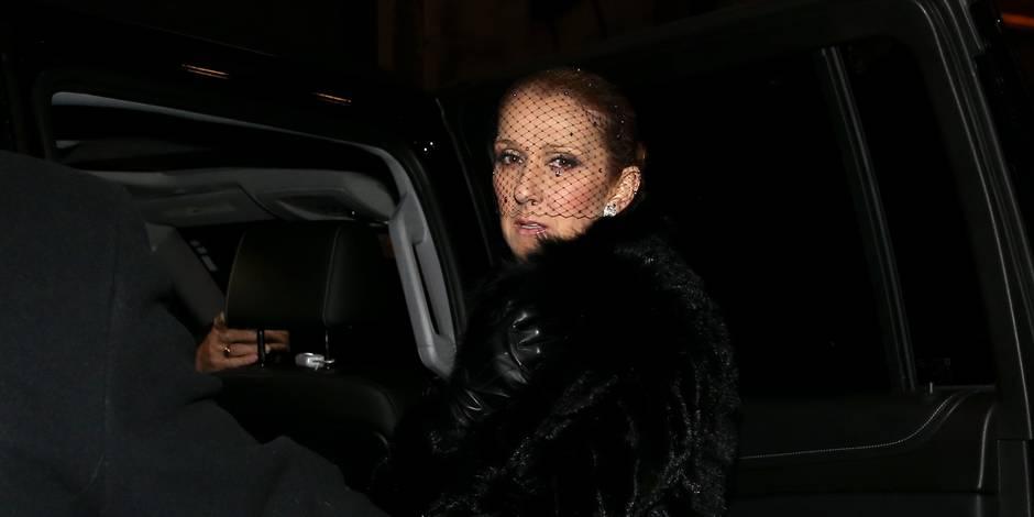 Le message émouvant de Céline Dion