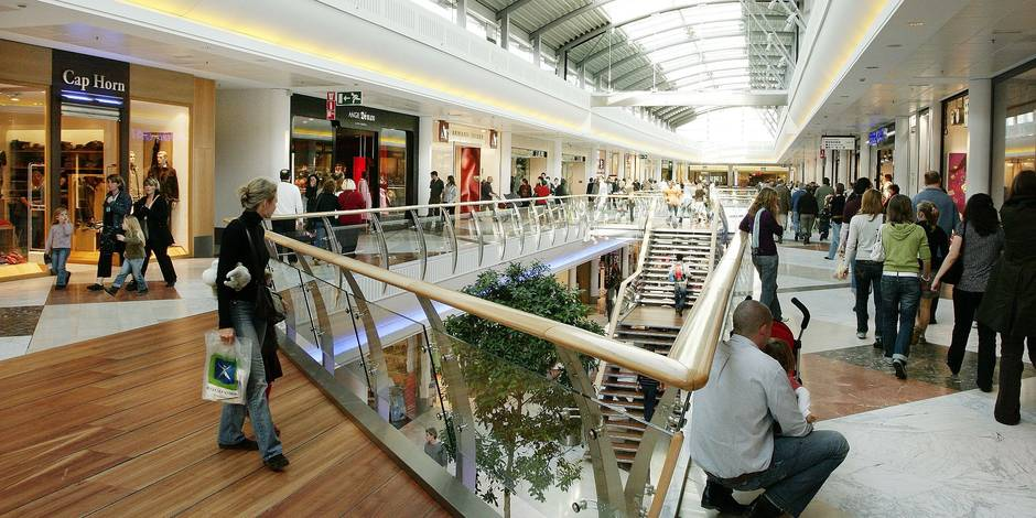 Louvain-La-Neuve: l'Esplanade détruit le commerce local