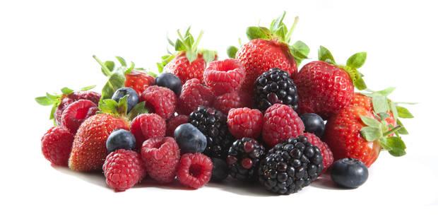 Myrtilles, pommes, thé : leurs anti-oxydants protègent de la prise de poids - La DH