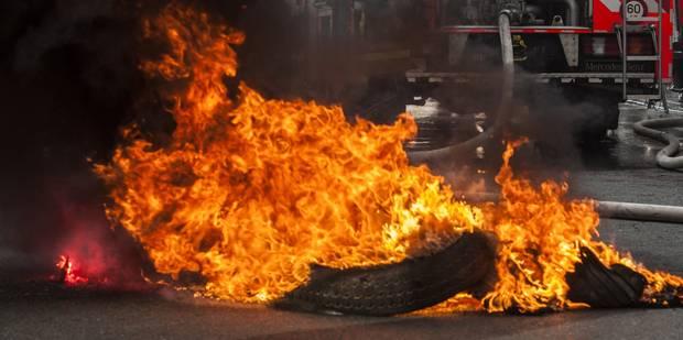 La Louvière: une habitation prend feu, son occupante a dû être réanimée - La DH