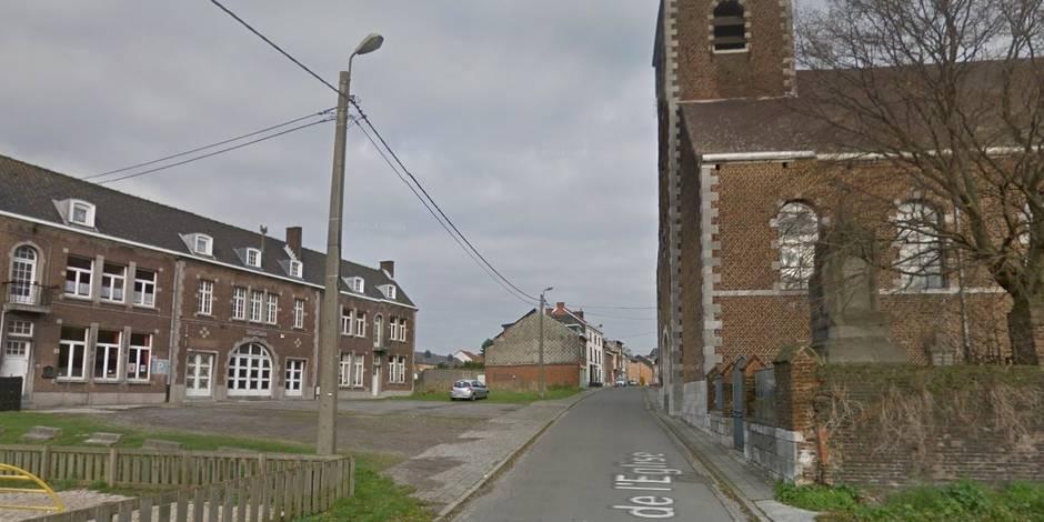 Montignies-sur-Sambre: un policier traîné par une voiture lors d'une intervention