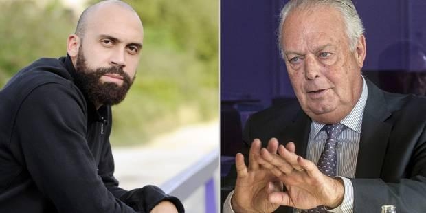 Clash � Anderlecht: La r�ponse cinglante de Vanden Borre � son pr�sident!