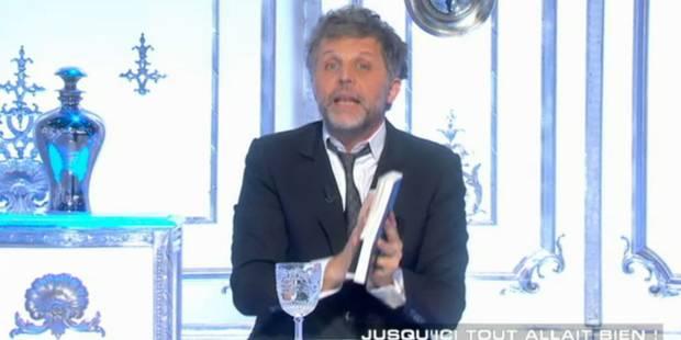 Quand Stéphane Guillon parodie le style de Léa Salamé (VIDEO) - La DH