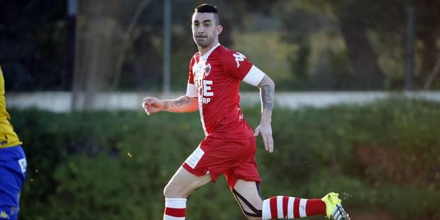 Tubize remporte le choc de D2 contre l'Antwerp