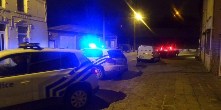 Deux blessés par balles au terme d'une course-poursuite à Gosselies