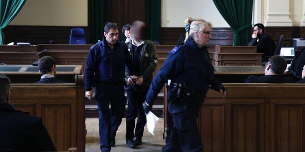Un détenu tenter de violer une septuagénaire lors d'une sortie - La DH
