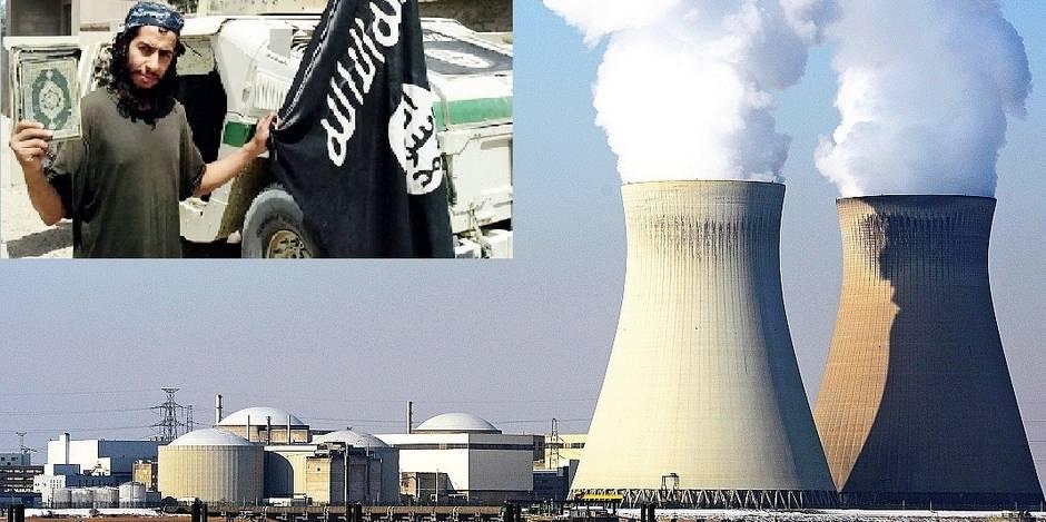 Exclusif: les kamikazes des attentats de Paris visaient nos centrales nucléaires !