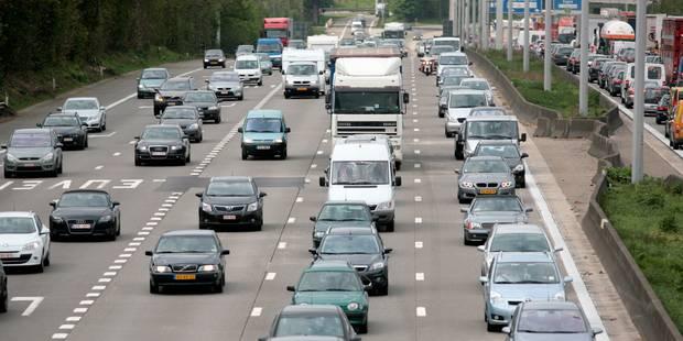 Toujours plus d'automobilistes bruxellois (INFOGRAPHIE) - La DH