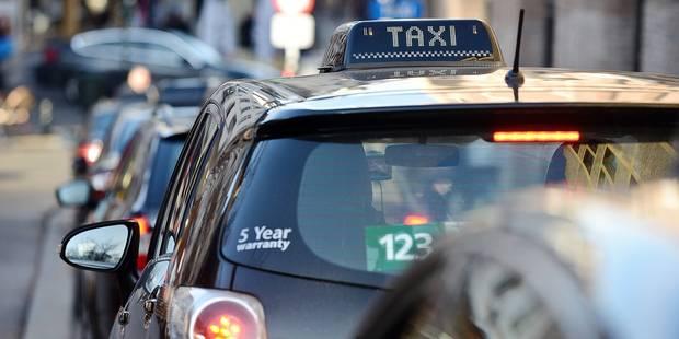 Bruxelles: un taximan met une droite à une jeune femme - La DH