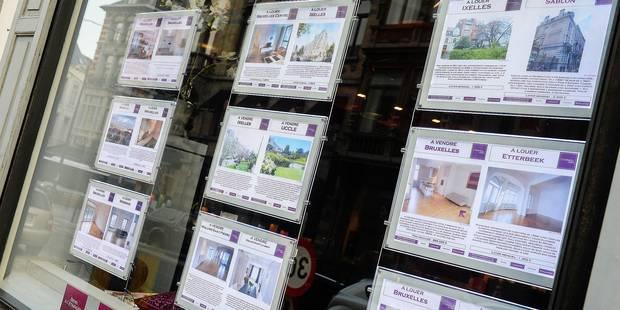 Bruxelles: les prix de l'immobilier s'effondrent dans le centre - La DH