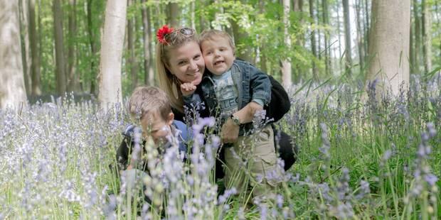 """Cette maman de Zetrud-Lumay se bat pour """"connaître la maladie de mon fils"""" - La DH"""