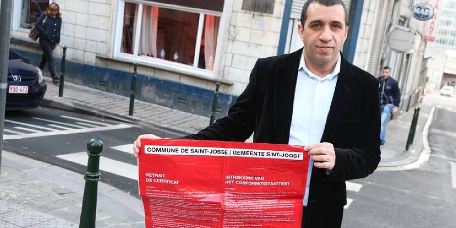 Saint-Josse: plainte contre des affiches humiliantes pour les prostituées