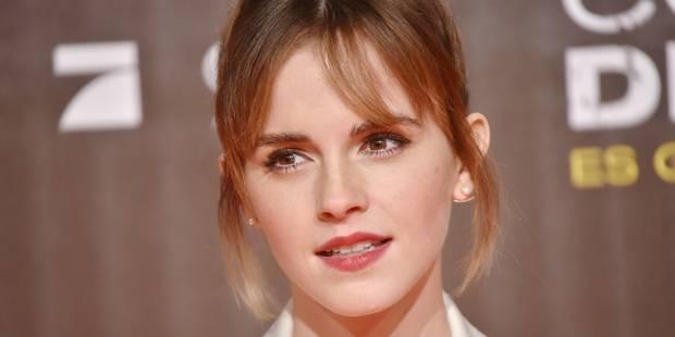 Emma Watson fait une pause - La DH