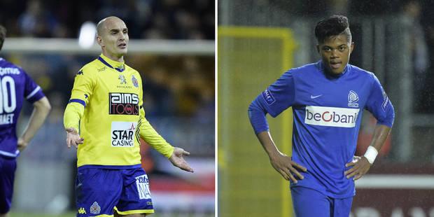 Maric suspendu un match pour son tacle sur Najar, Bailey poursuivi sur base des images télé - La DH