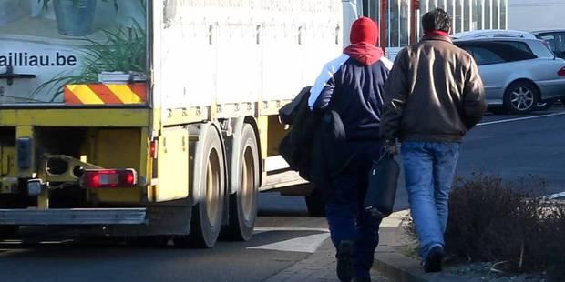 Crise des migrants: les contrôles ont débuté à la frontière de La Panne - La DH