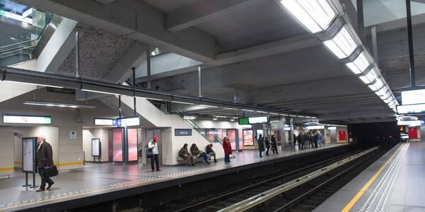La station Arts-Loi enfin rénovée (PHOTOS) - La DH