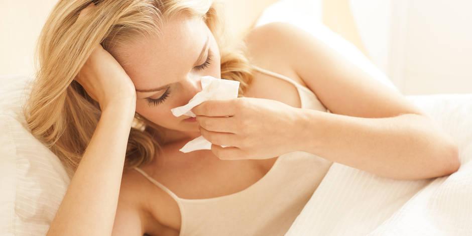 La grippe en forte progression