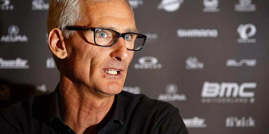 """Allan Peiper, boss de BMC: """"Gilbert et Van Avermaet ? Pour que l'un gagne, l'autre doit accepter de perdre"""" - La DH"""