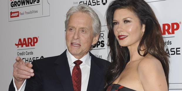 Cathe­rine Zeta-Jones et Michael Douglas : le secret d'un couple qui dure - La DH