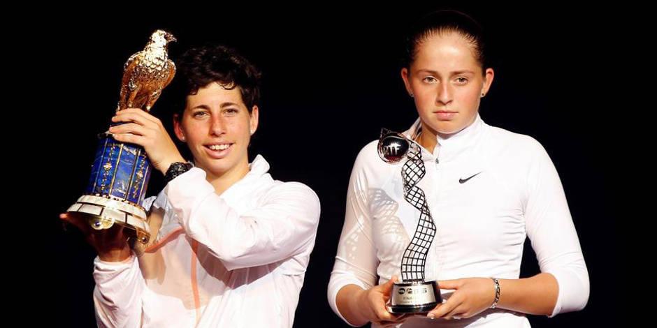 Carla Suarez Navarro profite des défaillances des favorites à Doha