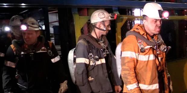 Russie: 36 morts dans une mine du Grand Nord - La DH