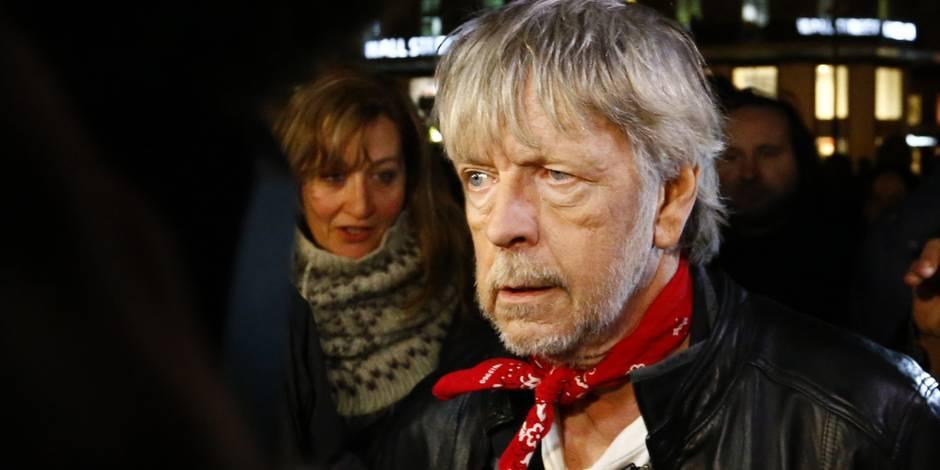 Renaud reprend la plume pour Charlie Hebdo