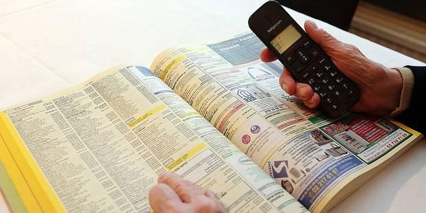 Gaspillage: encore 2,2 millions de bottins téléphoniques distribués !