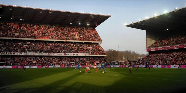Officiel: le Standard jouera à huis clos... son premier match de la saison prochaine - La DH