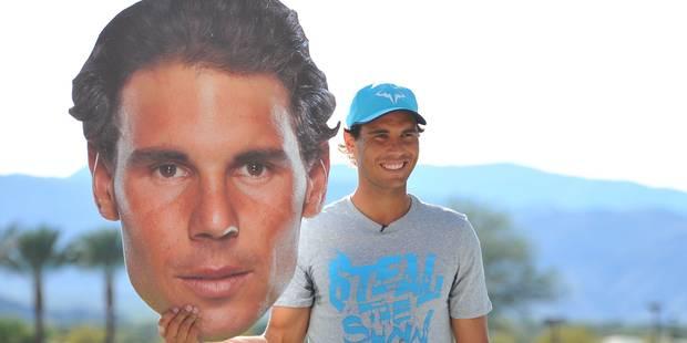 ATP Indian Wells: Nadal balaye les accusations et rumeurs de dopage - La DH