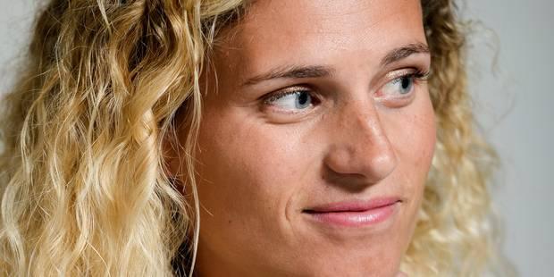 """Olivia Borlée : """"Je rêvais de devenir styliste"""" - La DH"""