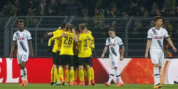 Europa League: Dortmund quasi qualifié, Bilbao bat Valence - La DH
