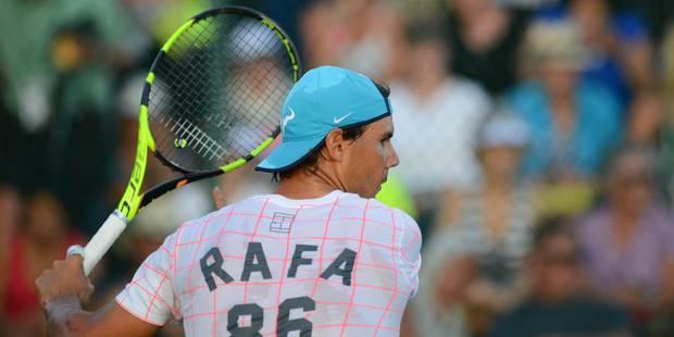 Accusé de se doper, Rafael Nadal voit rouge et porte plainte contre Roselyne Bachelot - La DH
