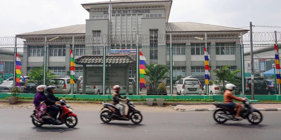 Un Belge détenu à Jakarta appelle Bruxelles à l'aide??! - La DH